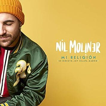 Mi Religión (En directo, Joy Eslava, Madrid)