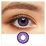Makeup for Party, Cosplay,Halloween,Fashion Show,Gifts for Women (Purple)