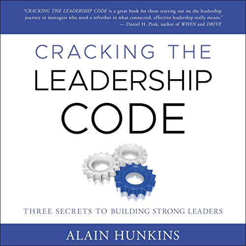 Cracking the Leadership Code cover art