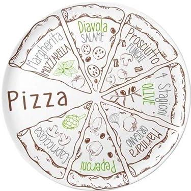 Brunner FRA550617 Pizza Plate Set of 2