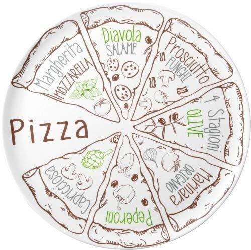 BRUNNER - Plato para pizza