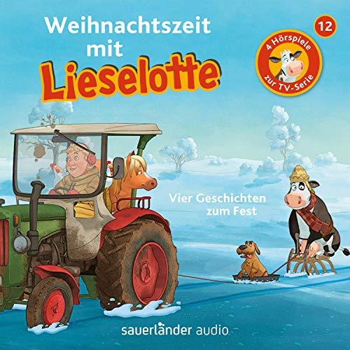 Weihnachtszeit mit Lieselotte Titelbild