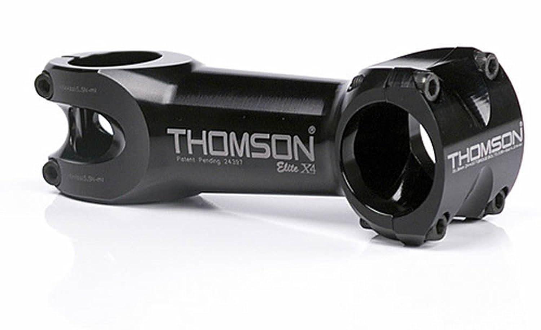 トムソン ELITE X4 ステム 31.8mm ブラック/80mm/0度