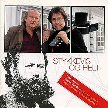 Stykkevis og helt: En tekstmusikalsk biografi om Henrik Ibsens liv og diktning