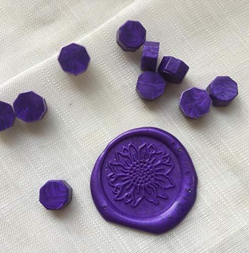 Koper/rose goud/parel blozen/champagne/parel wit/zilver/parel roze zegellak tabletten kralen/deeltjes/oude lakzegel, 100-11