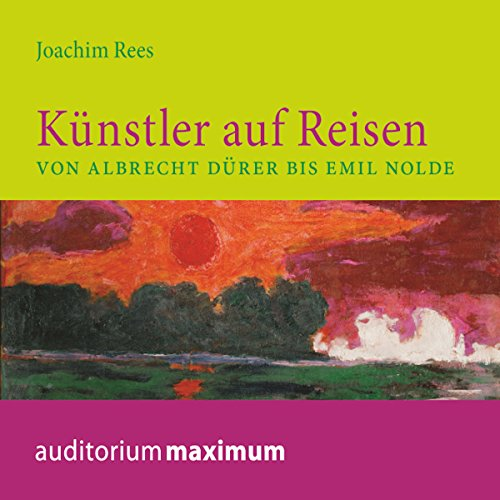 Künstler auf Reisen audiobook cover art