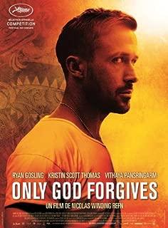 Only God Forgives (2013) 11 x 17 Movie Poster Ryan Gosling, Kristin Scott Thomas French Style A