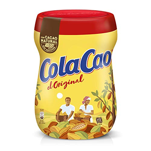 Colacao, Kakao aus Spanien, das Original, Cola Cao 390g, in der praktischen Box