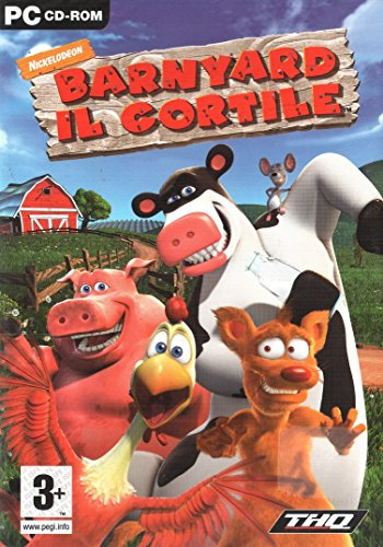 Barnyard - Il Cortile - PC CD-Rom
