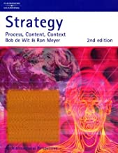 Strategy: Process, Content, Context: An International Perspective:2nd (Second) edition