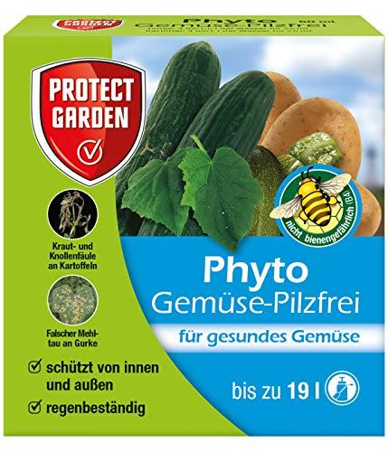 PROTECT GARDEN Phyto Gemüse-Pilzfrei (ehem. Bayer Garten Infinito) gegen viele Pilzkrankheiten wie Phytophthora und Falscher Mehltau an Gemüse, 50 ml