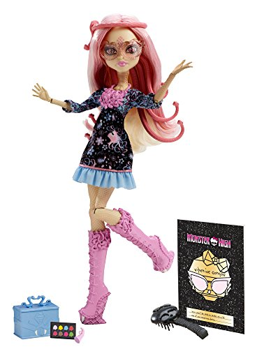 Monster High Hauntlywood Viperine Doll Englische Version
