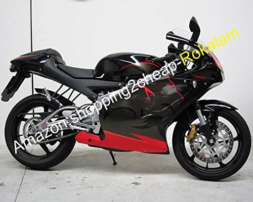 RS 125 Kit de carénage pour RS125 01-05 RS-125 2001 2002 2003 2004 2005 RS125 01 02 03 04 05 Lionhead