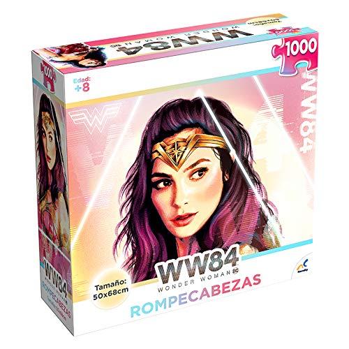 Puzzle Wonder Woman  marca Novelty Corp