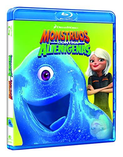 Monstruos Contra Alienígenas (BD) [Blu-ray]