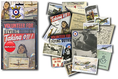 Resources For Teaching R.A.F. At War: World War 2 Memorabilia Pack (world War 2 - Memorabilia Packs)