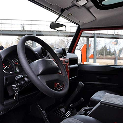 TOOGOO Simulation Kunststoff RüCk Spiegel für 1/10 RC Crawler Auto TRX4 Bronco D90 D110 Axial Scx10 90046 RC4WD
