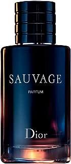 Dior Dior sauvage parfum 100 ml 3.4 oz spray new mens!!, 3.4 Fl Oz
