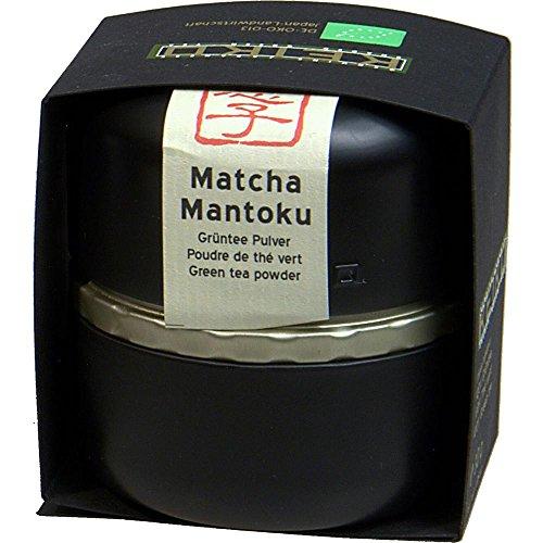 Matcha Mantoku Grüntee Pulver - 30gr