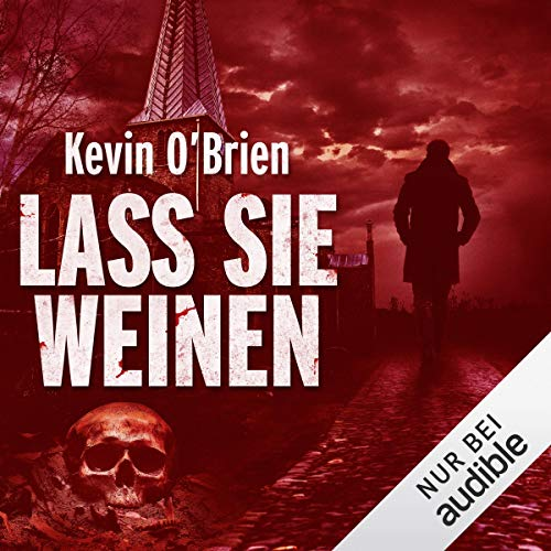 Lass sie weinen audiobook cover art