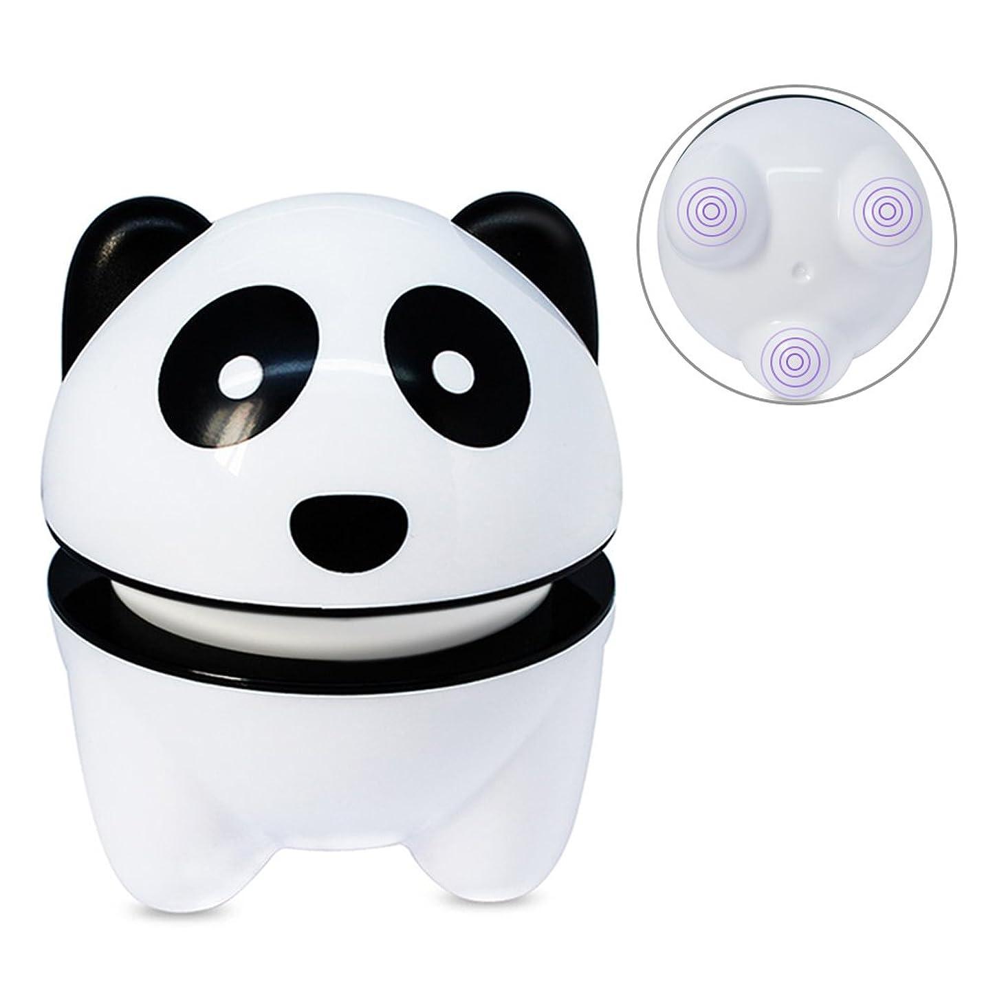 説教する有限薬Sameiyi マッサージ器 ハンディマッサージャー 強力 小型 電動 可愛いパンダ 静音 肩こり 全身 USB充電 プレゼント
