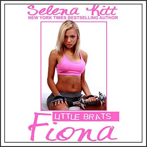 Little Brats: Fiona audiobook cover art