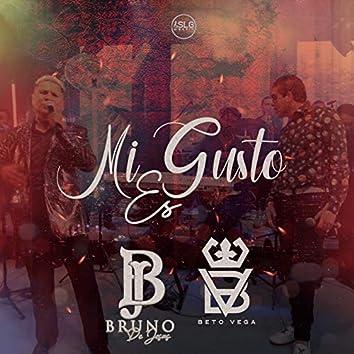 Mi Gusto Es (Live)