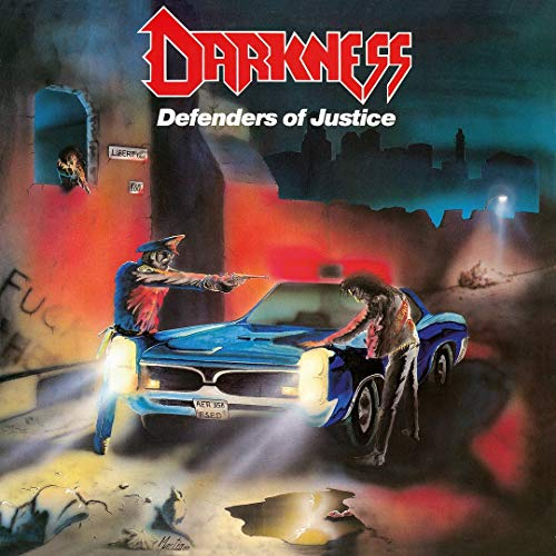 Defenders of Justice (Slipcase/Poster)
