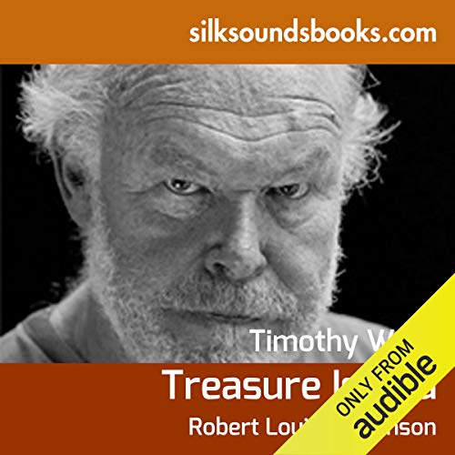 Page de couverture de Treasure Island
