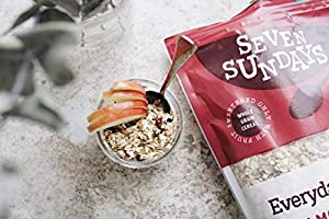 Seven Sundays Everyday Almond Date Muesli Cereal {40oz Eco-Pack, 1 Count} | No Added Sugar, 2.5 Pound (Pack of 1) #4