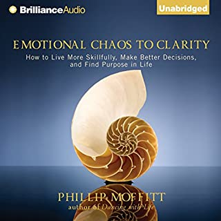 Emotional Chaos to Clarity audiobook cover art