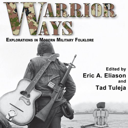 Warrior Ways audiobook cover art