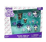 Littleest Pet Shop Chillin' Together Series 1 Exclusive Set 14 Figures (Includes: Cariboo, Snow Leopard, Whale, Husky, and Penguin)