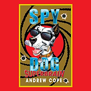 Spy Dog cover art