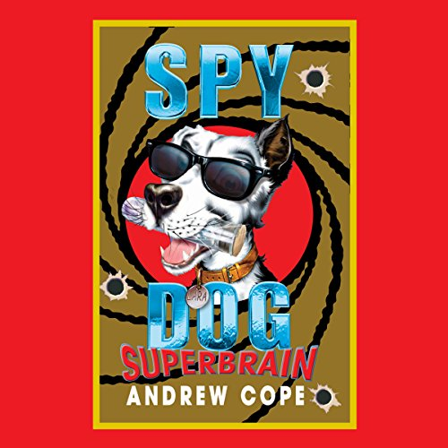 Spy Dog audiobook cover art