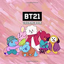 Best bt21 coloring pages Reviews