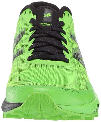 New Balance Summit Unknown, Zapatillas de Running para Asfalto Hombre, Verde (Bright Green Bright Green), 40.5 EU