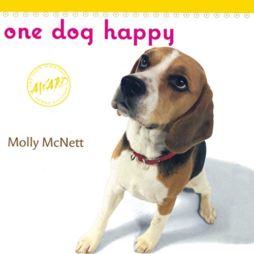 One Dog Happy audiobook cover art