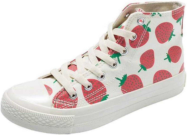 Fashion Canvas Flat shoes for Women, Classic Casual Walking Sneaker shoes