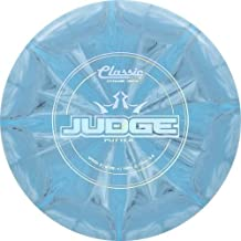 Dynamic Discs Classic Blend Burst Judge Putter Golf Disc [Colors May Vary]