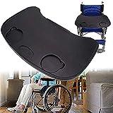 Rollstuhl-Tisch- Tablett, Heimstühle Befestigung Tisch Für ESS- und Schreibhilfe