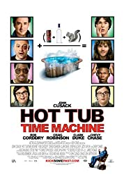 Hot Tub Time Machine 27 x 40映画ポスター – スタイルA Unframed 549600