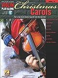 Christmas Carols: Violin Play-Along Volume 5