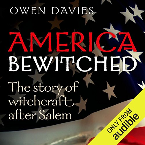 America Bewitched audiobook cover art