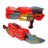 Miniforce Super Dinosaur Power Dino Weapon GUNSAVER Transformation Gun & Sword