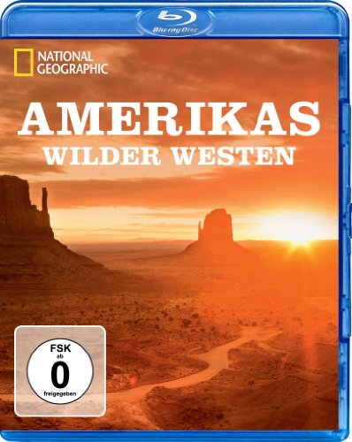 National Geographic - Amerikas Wilder Westen [Blu-ray]