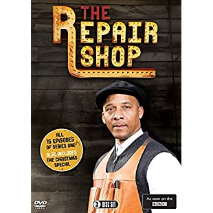 The Repair Shop Series One & The 2017 Christmas Special [BBC] [DVD]