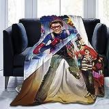 Sunwd Henry Danger Ultra Soft Flanell-Decke, Sofa, Bett, leicht, warm, 127 x 102 cm