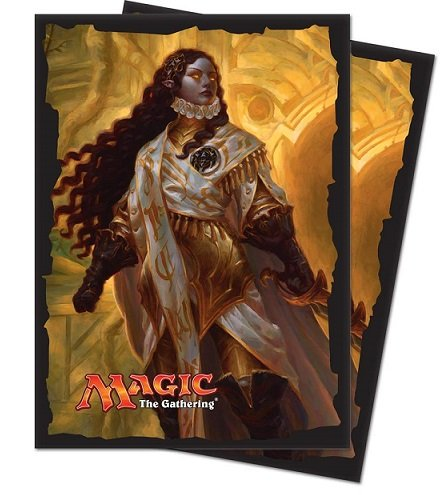 Ultra Pro 80 Rivals of Ixalan Magic MTG Sleeves (66x91mm) , Version:Version 2