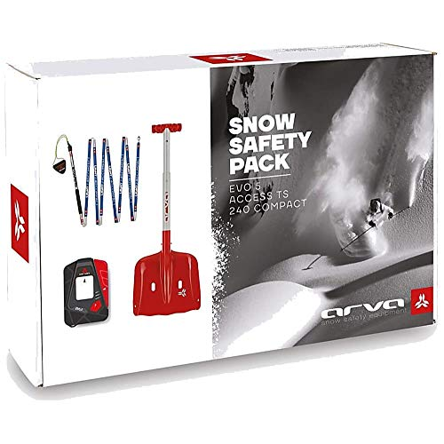 ARVA' Artva Snow Safety Pack Evo 5 MOD. ARPACKV1EVO5 Nero